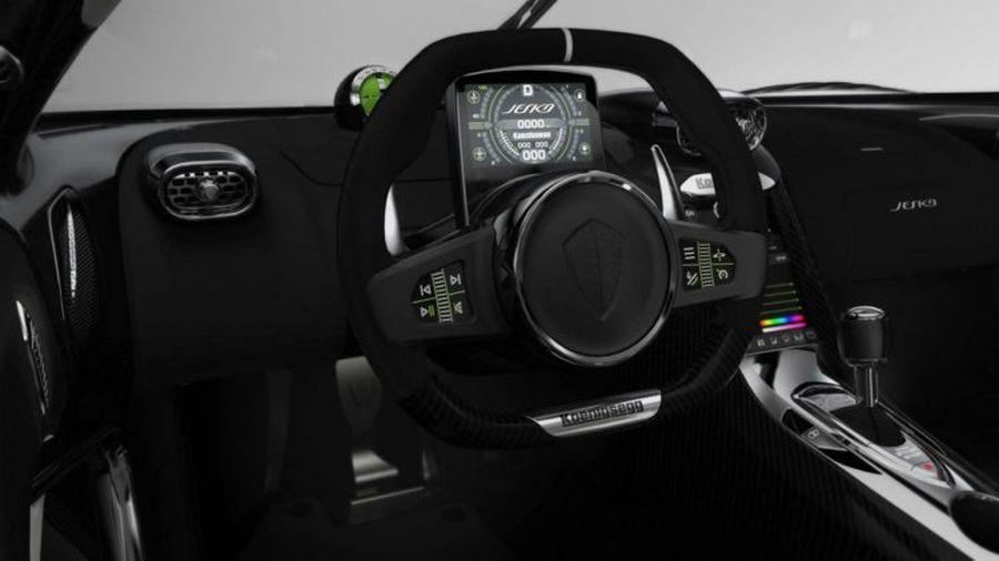 Гиперкар Koenigsegg Jesko
