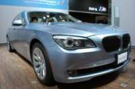 Лос-Анджелес-2009: bmw activehybrid 7